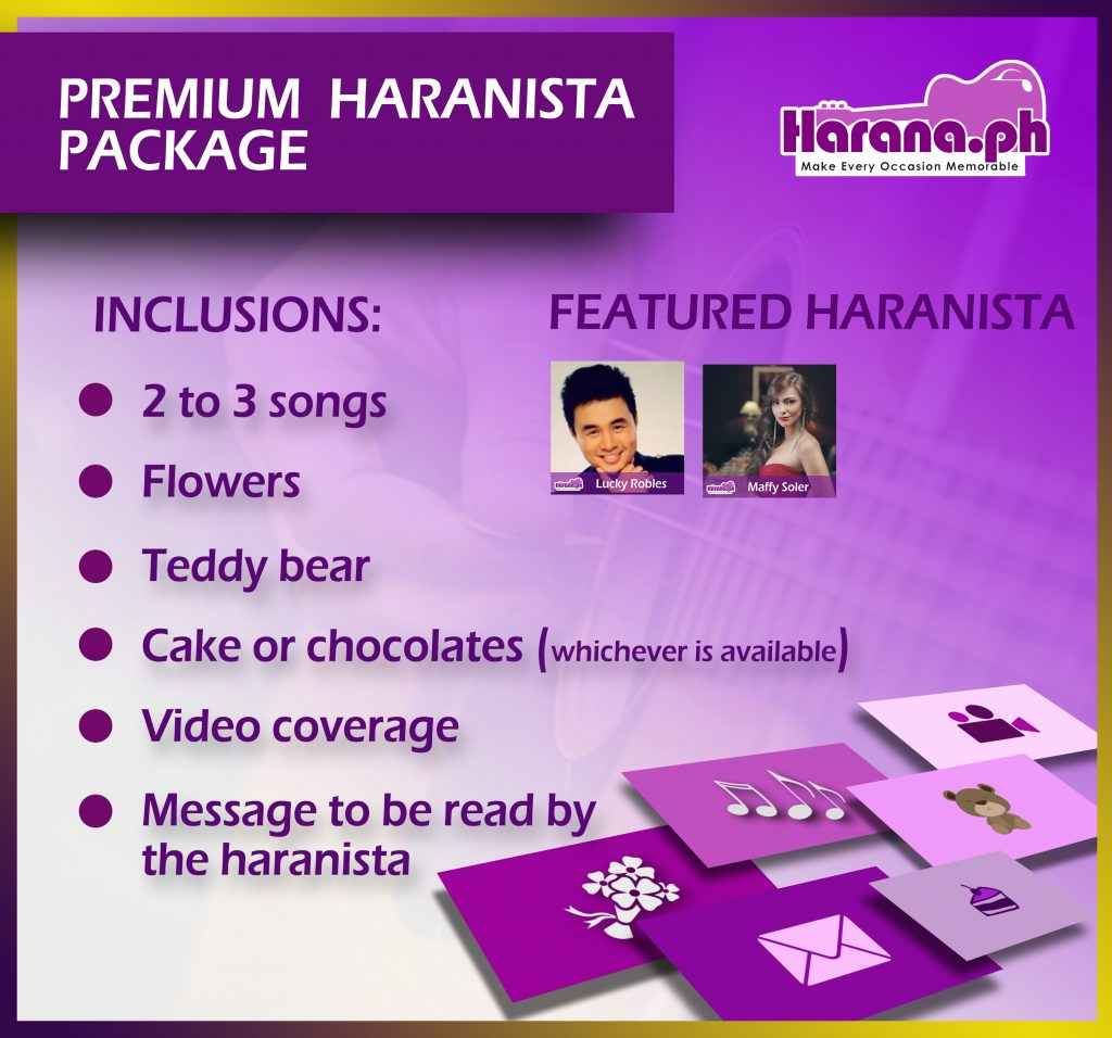premium harana